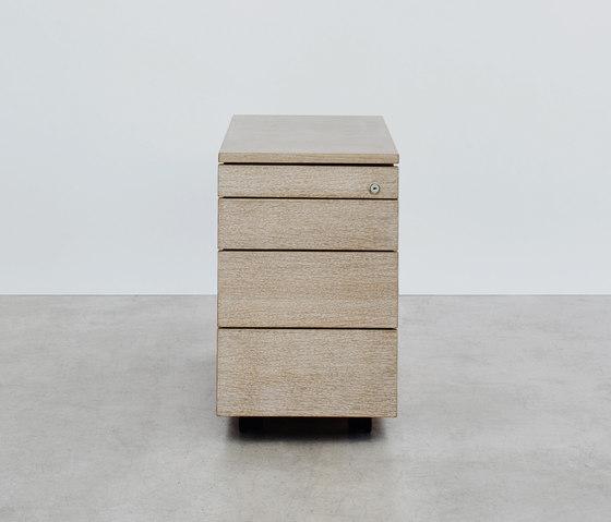 Pedestal di ophelis | Cassettiere ufficio
