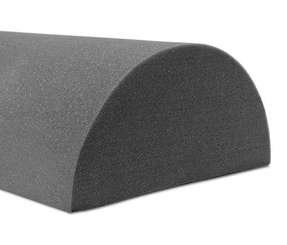 Ideafoam | Acoustic Cylinder Belly by IDEATEC | Sound absorbing suspended panels