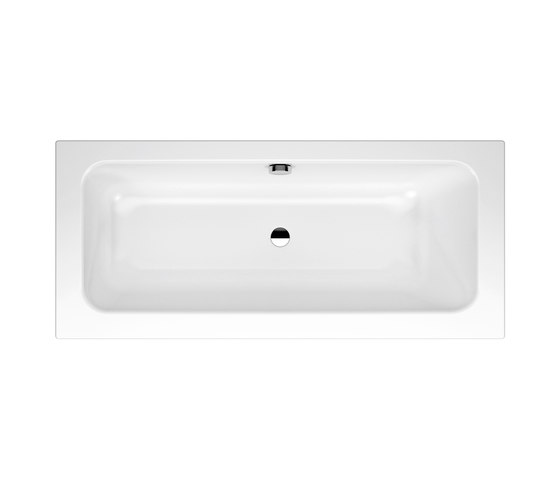 Puro set wide bathtub built in bathtubs from kaldewei for Wide tub