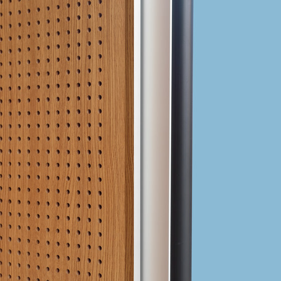 Ideamovil | Unidirectional panel system by IDEATEC | Movable walls