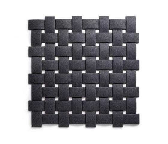 Soundwave® Wicker de OFFECCT   Systèmes muraux absorption acoustique