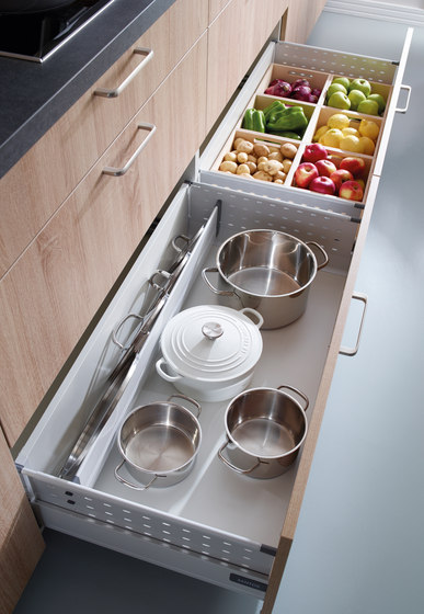 ARIANE 2 Interior organisation by Santos | Kitchen organization