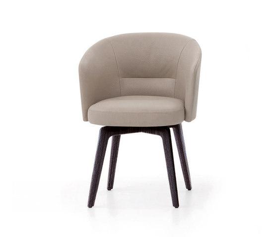 Amélie little armchair de Minotti | Sillas