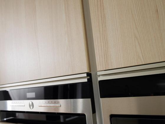 LINE-E Frente liso sin tirador de Santos | Cocinas integrales