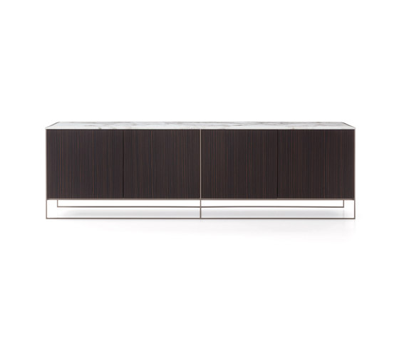 Calder Bronze Sideboard by Minotti | Sideboards