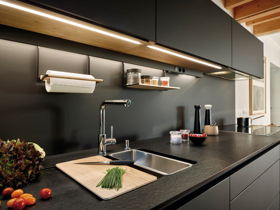 LINE LED lighting by Santos | Recessed lights
