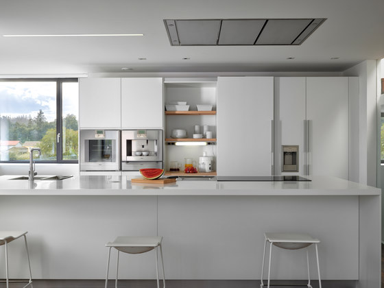 INTRA More solutions in less space by Santos | Fitted kitchens