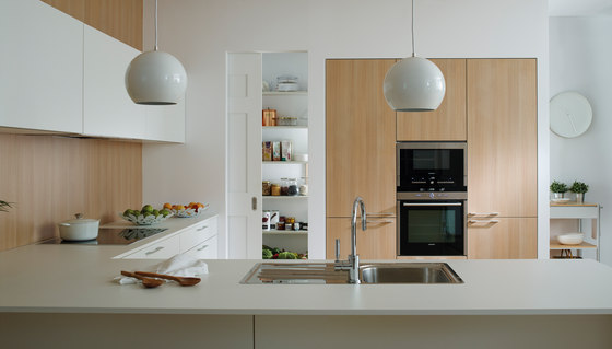 ARIANE 2 Tall units by Santos | Fitted kitchens