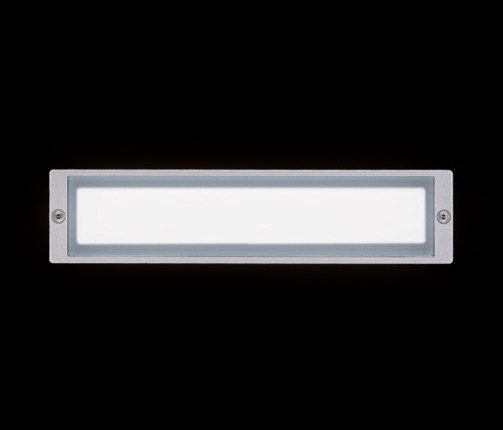 Camilla Mid-Power LED / L 300 mm - Diffused light de Ares | Lámparas exteriores de pared