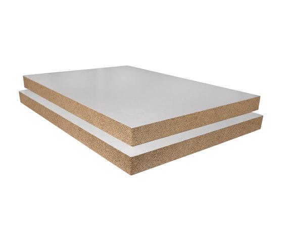 Fireplac®A2 | Cecoro bianco 0103 di europlac | Pannelli legno