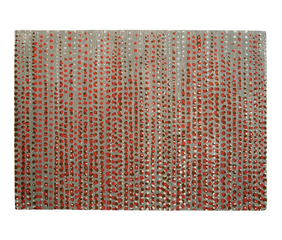 Brume Taupe rouille by Toulemonde Bochart | Rugs