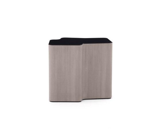 Lou Coffee Table di Minotti | Tavolini alti