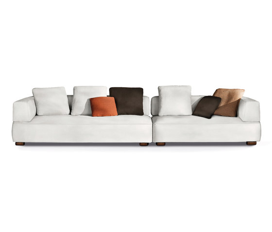 Florida Outdoor Sofa de Minotti | Sofas de jardin