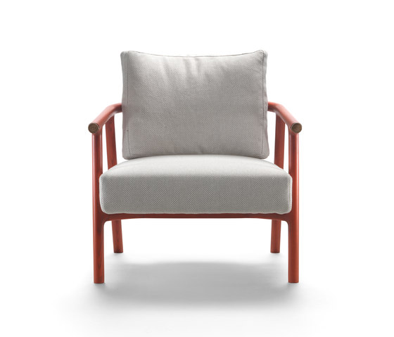 Icaro armchair by Flexform Mood | Armchairs