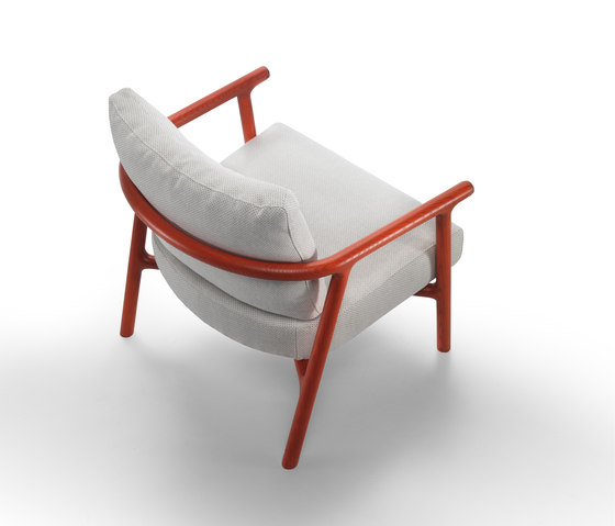 Icaro Sessel von Flexform Mood | Loungesessel