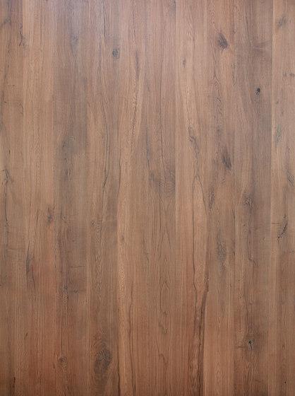Indewo® Wood | Chêne Bois Naturel Burg bronze de europlac | Panneaux de bois