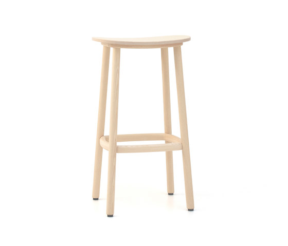 Paddle Stool by Cruso | Bar stools