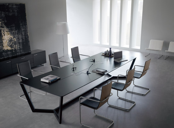 Lorca by Sellex | Conference tables