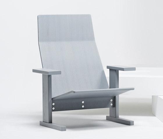 Quindici Lounge Chair | MC15 by Mattiazzi | Armchairs