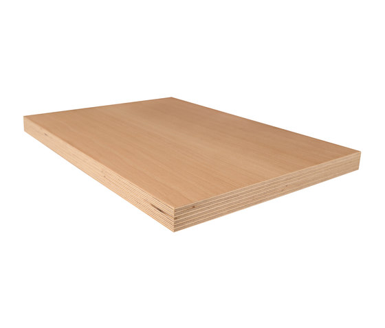 Birkoplex® | Beech unsteamed by europlac | Wood panels