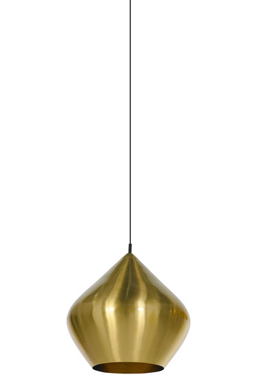 Beat Stout Pendant Brass by Tom Dixon   Suspended lights
