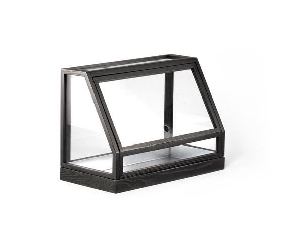 Greenhouse Mini | Dark grey by Design House Stockholm | Plant pots
