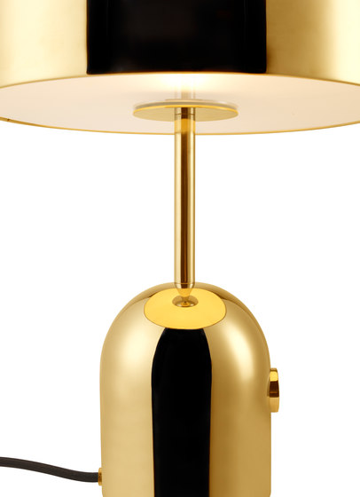 Bell Table Light Brass by Tom Dixon | General lighting