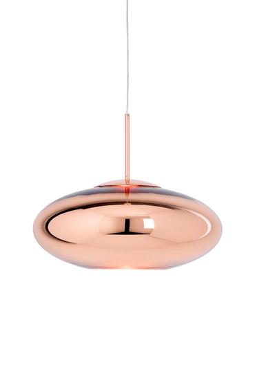 Copper Pendant Wide von Tom Dixon | Pendelleuchten