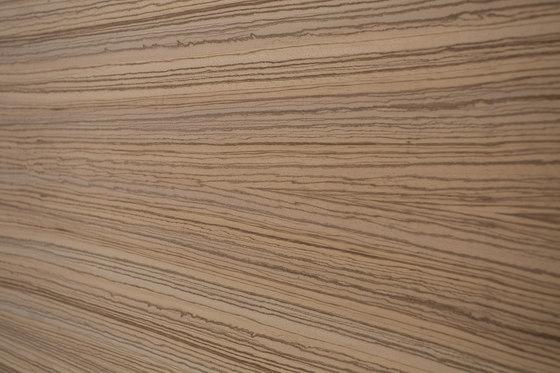 Edelholzcompact | Zebrano by europlac | Wood panels