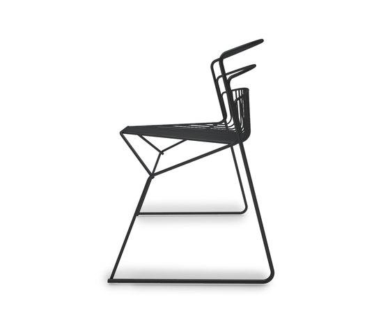 Ribelle chair von Luxy | Kantinenstühle