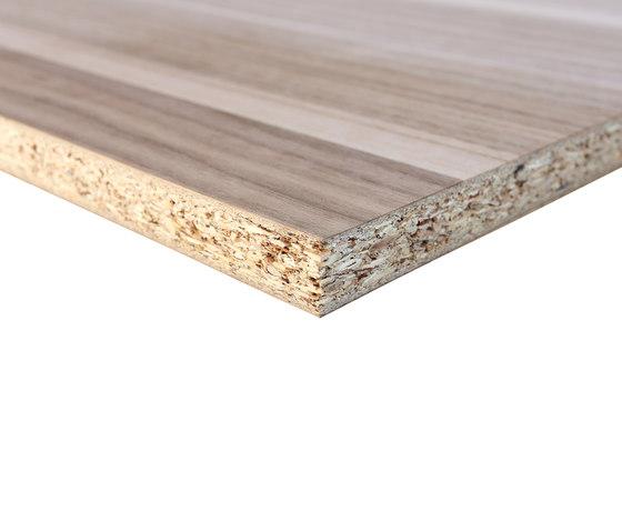 Rustica®Basis | Walnut american by europlac | Wood panels