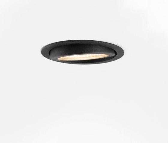 K120 adjustable LED GE by Modular Lighting Instruments | Recessed ceiling lights