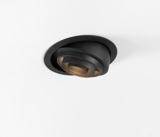 K120 adjustable LED GE di Modular Lighting Instruments | Lampade soffitto incasso