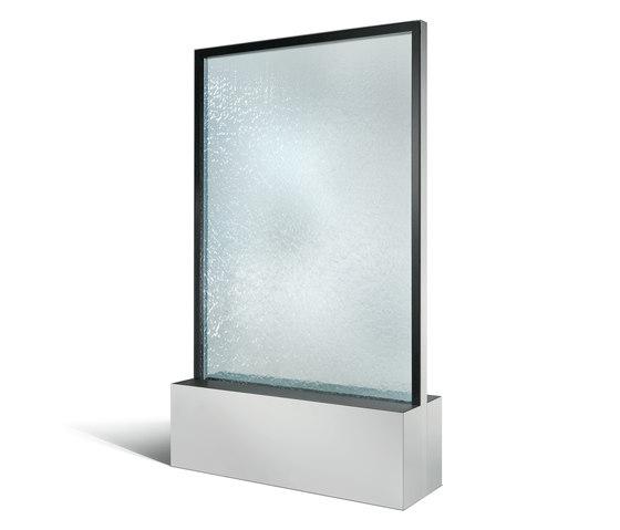 Climate Office Mobile Wasserwand ClimateOffice di C+P Möbelsysteme | Fontane interni