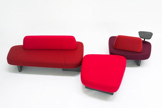 Ischia di Tacchini Italia | Sistemi di sedute componibili