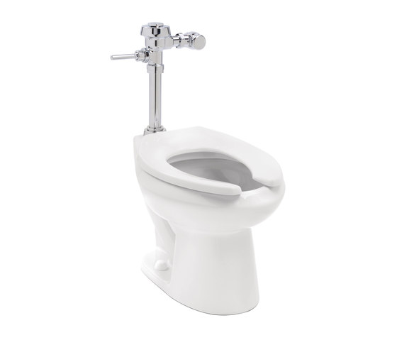 1.1 gpf Toilet System - WETS-2001.1001 by Sloan | WC