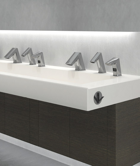 AER-DEC® Updated by Sloan | Wash basin taps