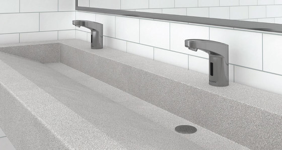 Sloanstone 174 Gradient Sinks Wash Basins From Sloan