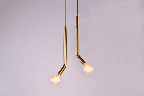 Open Mic Pendant di Phase Design | Lampade sospensione