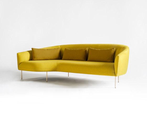 Roma by Tacchini Italia | Lounge sofas