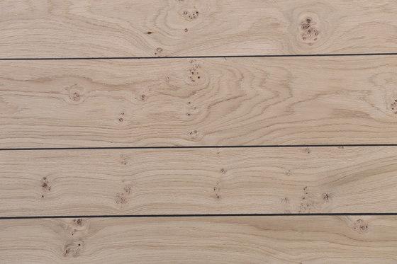 Rustica®Scratch | Knotty Oak de europlac | Planchas
