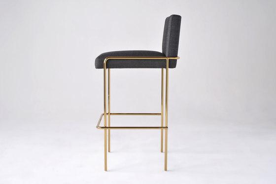 Trolley Bar stool di Phase Design | Sgabelli bar