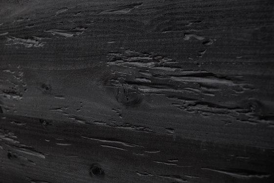 Rustica®Chopped | Abete nodato nero di europlac | Pannelli legno
