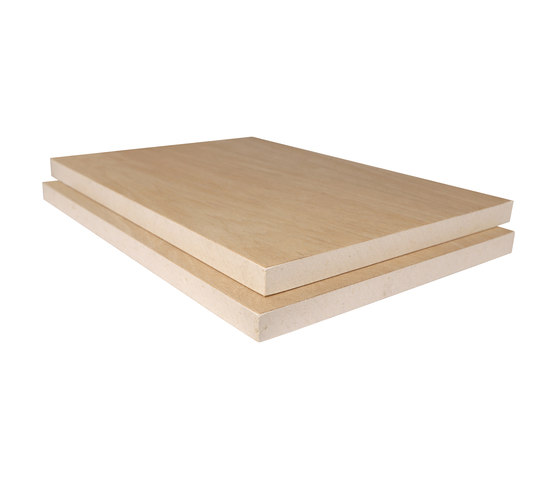 Fireplac® G by europlac   Wood panels