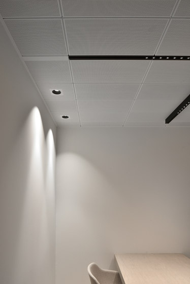 In-Tile Downlights di Kreon | Controsoffitti