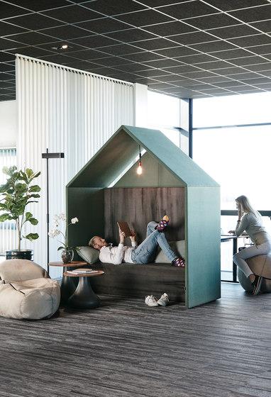 Half a Hut von Götessons | Office Pods
