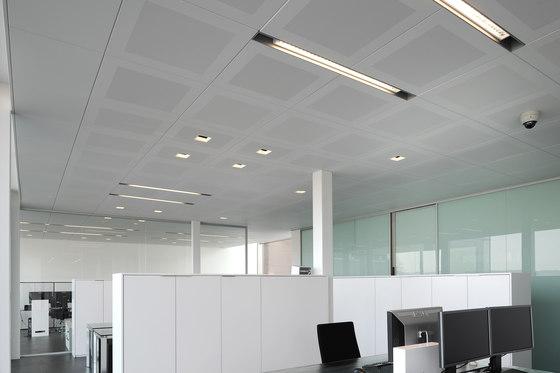 Between-Tile Profiles by Kreon | Suspended ceilings