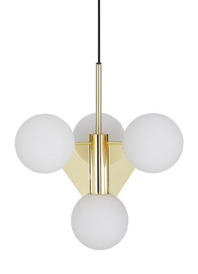 Plane Short Chandelier by Tom Dixon | General lighting