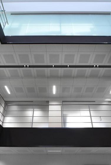 Between-Tile Profiles di Kreon | Controsoffitti