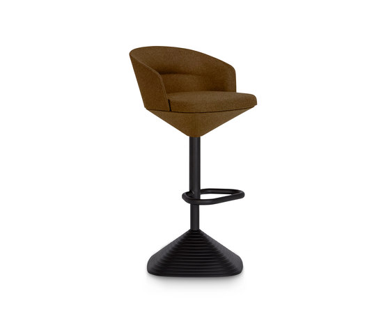 Pivot Bar Stool Divina Melange 2 by Tom Dixon | Bar stools
